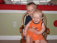 Zach and Drew