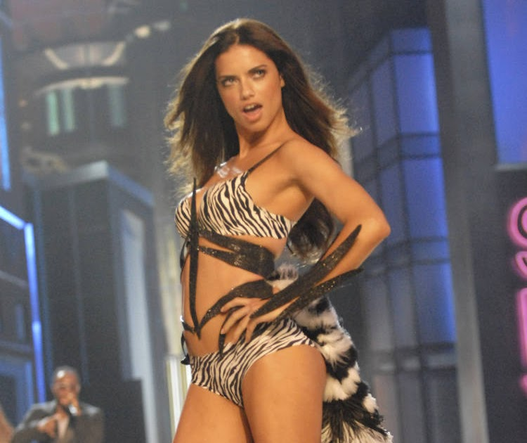 Tyra Banks Project Runway: ZfAshion: Victoria's Secret Fashion Show 2007