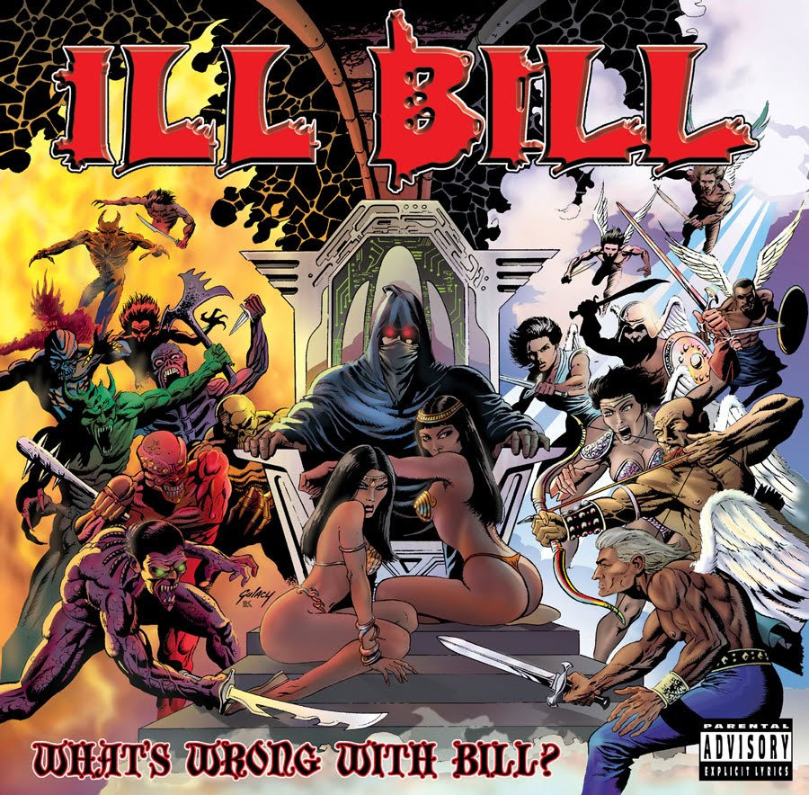 School Shooting Rap: What's Wrong With Bill?
