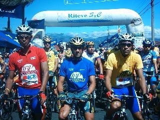 Vuelta TACA 2007
