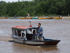 The Mukah River Taxi