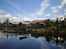 The Iban Longhouse
