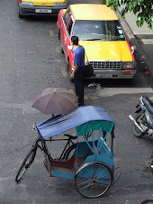 Taxi or Trishaw you name it !