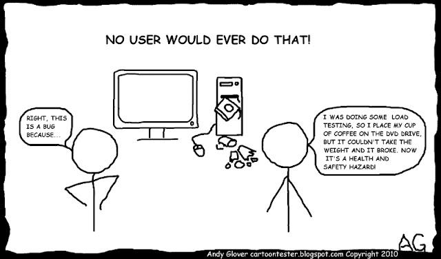 Cartoon Tester: March 2010