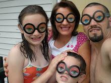 My bro & his adorable family