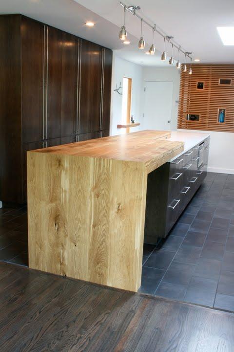 Oregon White Oak Countertop | Made | Modern Designs for ...