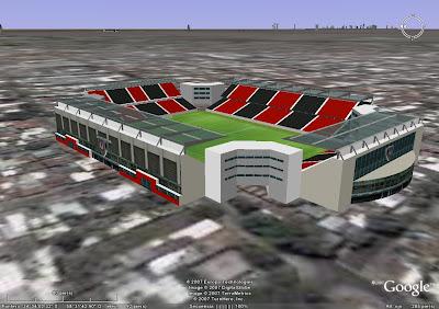 Nuevo Estadio De Chacarita Juniors