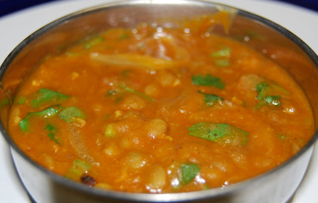 Masoor Dal with Spices