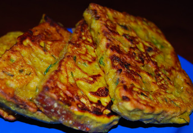 Savory Eggless French Toast