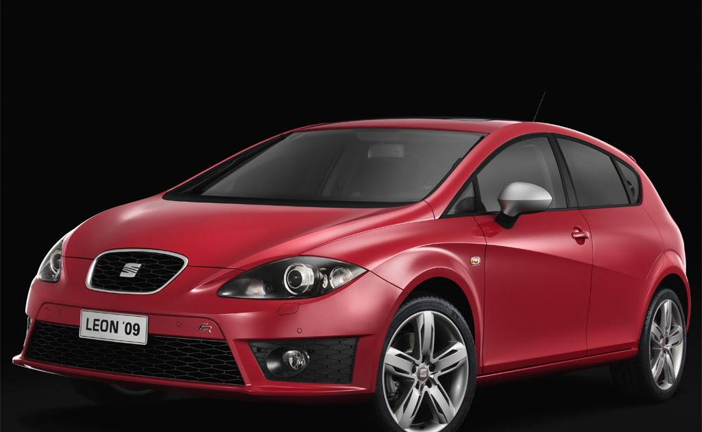 2009 seat leon and altea facelift. Black Bedroom Furniture Sets. Home Design Ideas