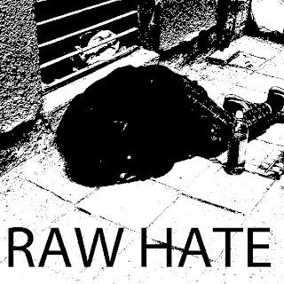 crust-demos: Raw Hate-Demo CD
