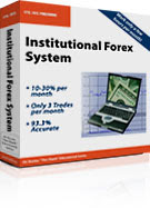 Institutional forex traders