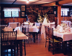 Dining at The Baldpate Inn