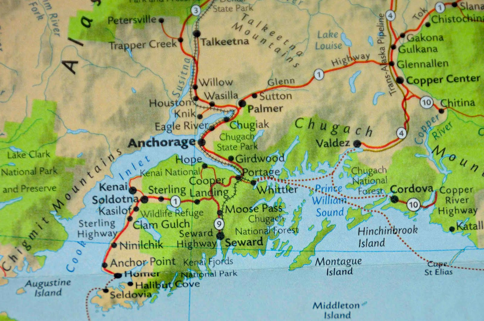 Browse All Alaska Cities