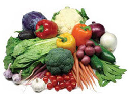 Fruit and Vegetable Coloring Compounds may help to fight Cancer
