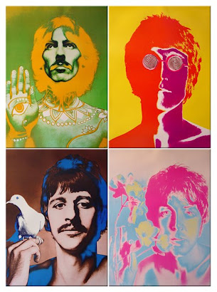 THE BEATLES AGAIN