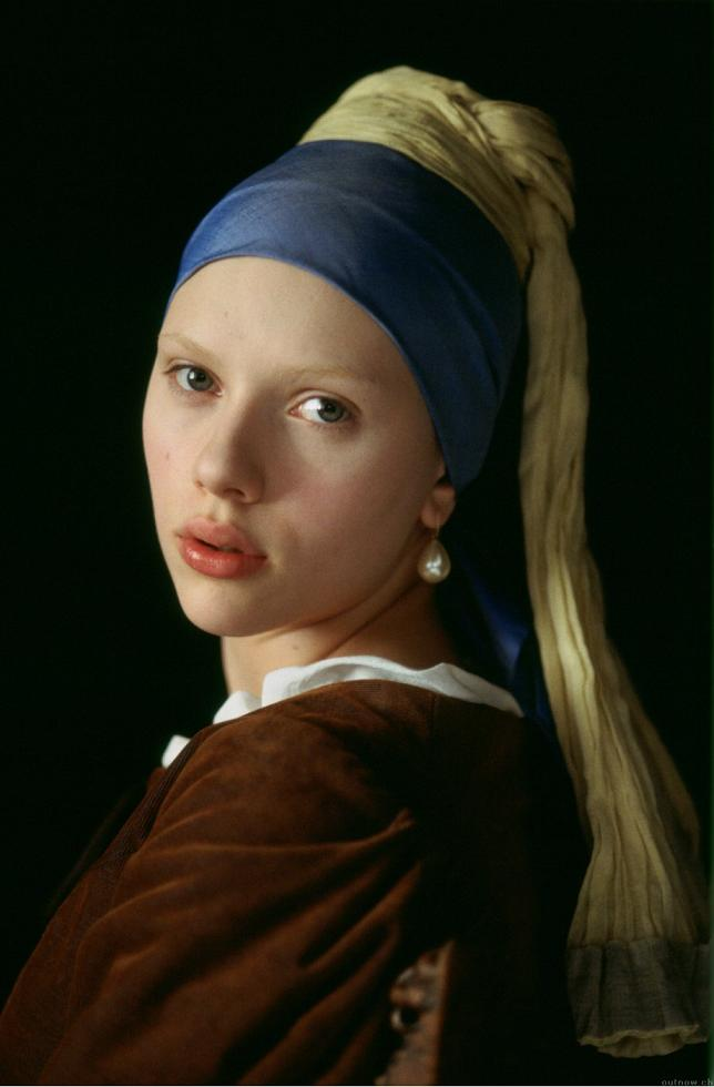 Mylifefullofdreams: The girl with the pearl earring ...
