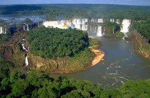 Iguazu National Park is the World Park in Argentina