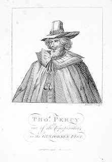 Thomas Percy, Gunpowder Plot Conspirator