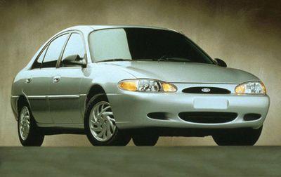 ford escort owners manual   repair service