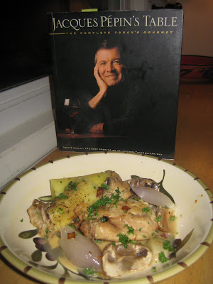 morsels & sauces: Cookbook #2: Jacques Pépin's Table