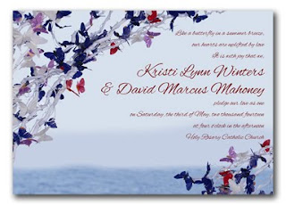 Pretty Little Things Invite