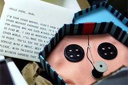 Geeksigners Receives A Coraline Button Box