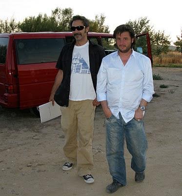 Víctor Tejedor y Edou Hydallgo