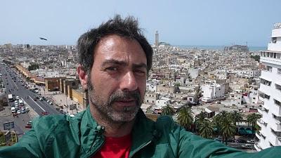 Víctor Tejedor en Casablanca