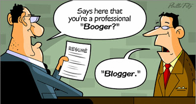 Image result for blogger cartoons