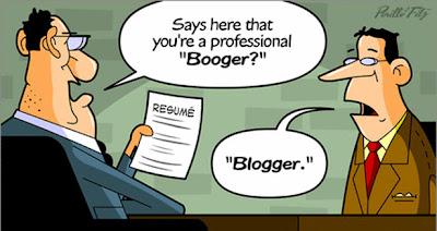 Image result for blogger cartoons