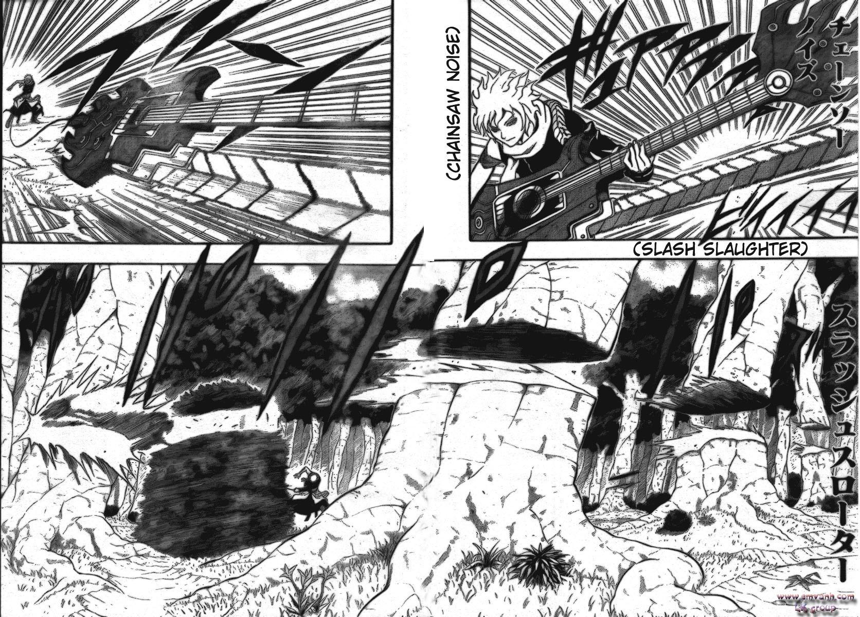 Blazer Drive chap 9: qilin realm, on a move! trang 19