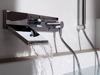 Wall Mount Lavatory Faucet