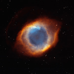 The Helix Nebula (Eye of God)
