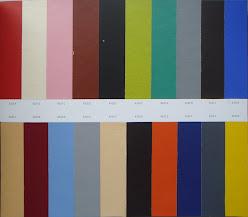 Algumas paletas de cores para a Salubra