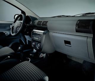 VW Fox camuflado en Argentina 7