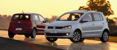 Nuevo: Volkswagen Fox 1