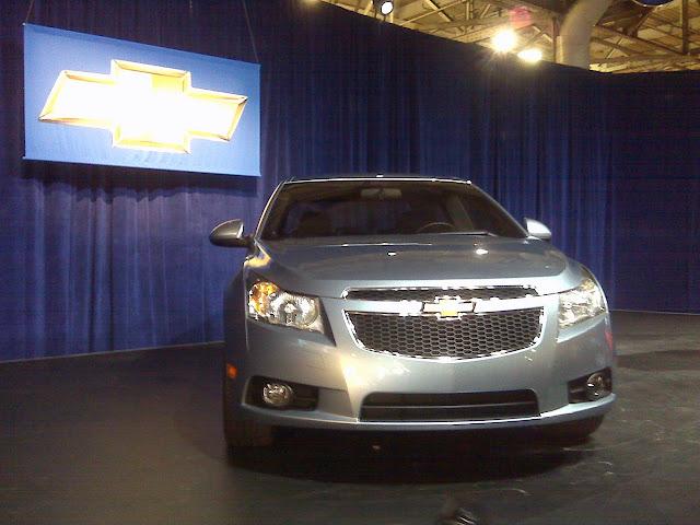 Chevrolet Cruze: Datos oficiales y Equipamiento difundidos 2