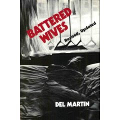 Cover of Battered Wives written by Del Martin