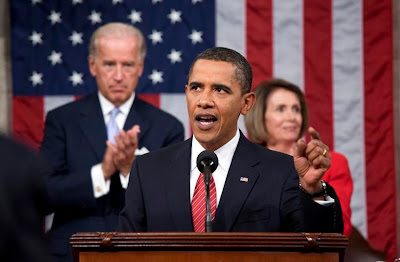 (President Obama speaks on health care before Congress 9 September 2009)