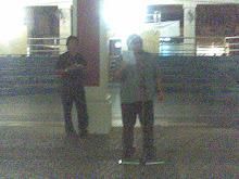 Yusuf dan Puisi Seniman jalanan