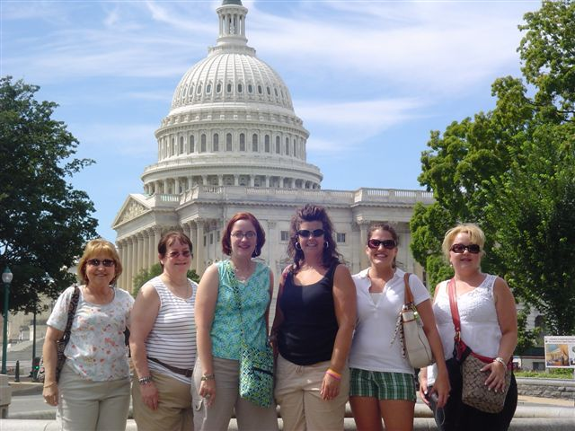 The Pageturners Hit D.C!