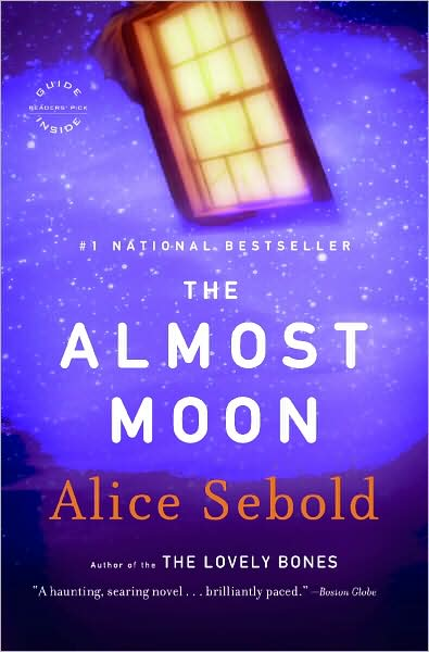 In Honor of BBAW--Win a copy of The Almost Moon by Alice Sebold!