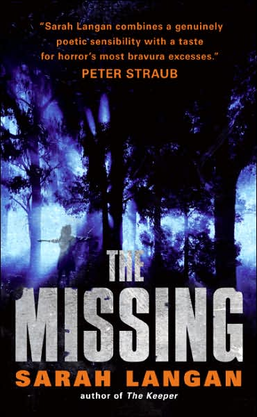 Review: The Missing, by Sarah Langan