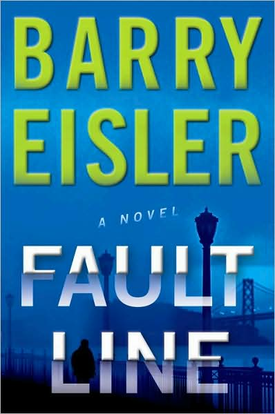 Review: Fault Line, by Barry Eisler