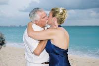 Cayman Wedding ...The Kiss! - image 6