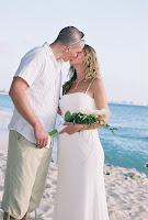 Cayman Wedding ...The Kiss! - image 4