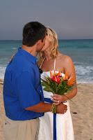 Cayman Wedding ...The Kiss! - image 3