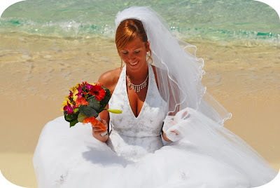 A Glorious Wedding on Seven Mile Beach - image 4