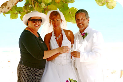 A Glorious Wedding on Seven Mile Beach - image 5